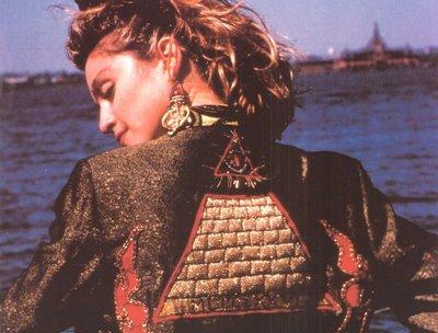 Messages et symboles occulte dans la musique Madonna-illuminati