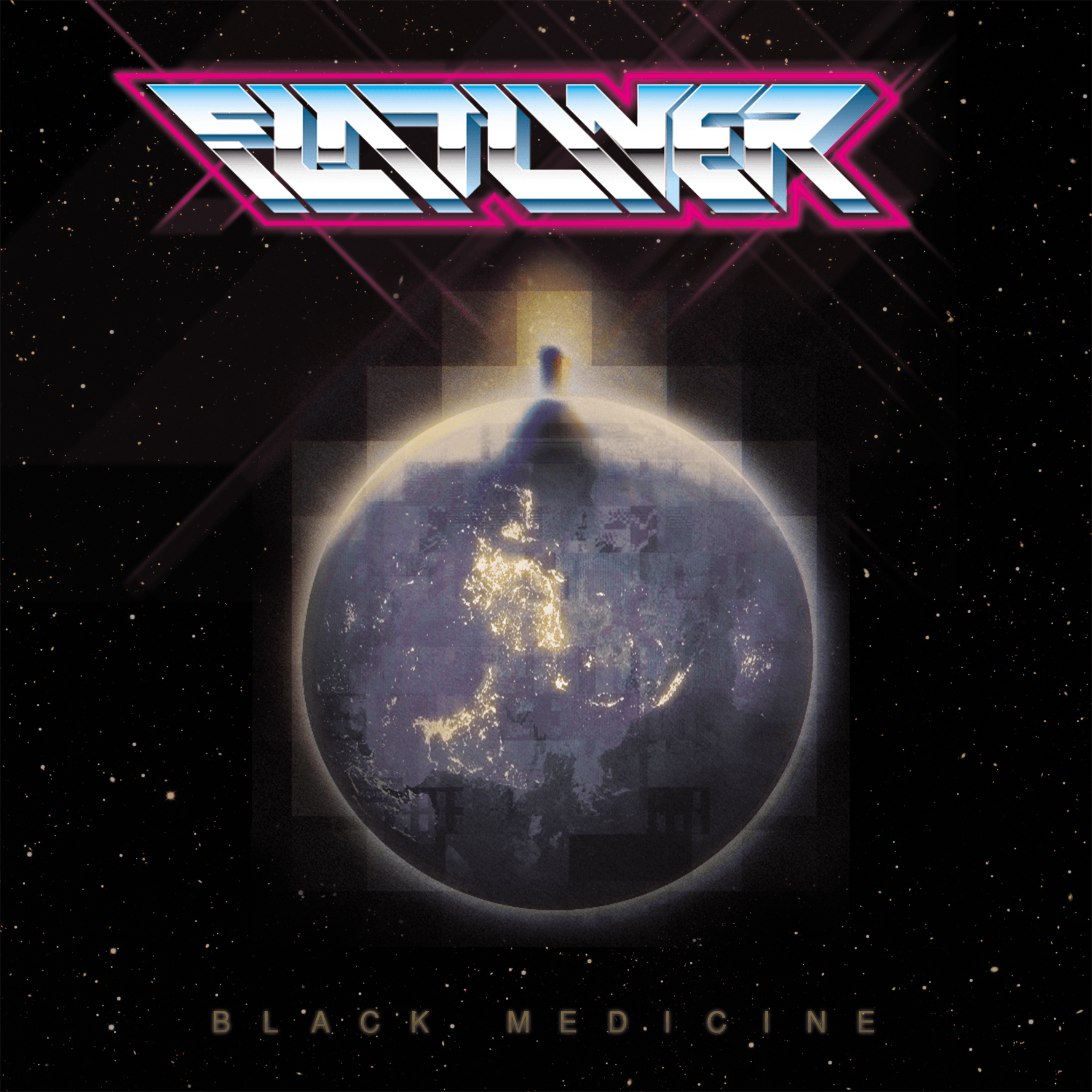 Flatliner - Black Medicine (HD025) - cover